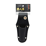 Shokunindo Black Leather, Single Plier Holster, 8 Inches SBL-02