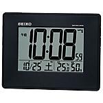 SEIKO 温湿度計付き掛置兼用電波時計 SQ770