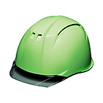 Helmet AA11-CW Model (With Ventilation Holes, Transparent Visor, Raindrop Redirecting Grooves, Shock Absorbing Liner)