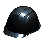 Helmet AA16 Model (With Raindrop Redirecting Grooves and Shock Absorbing Liner)