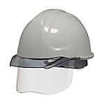 Helmet SYA-CS Model (With Transparent Visor, Shield Surface, Raindrop Redirecting Grooves, Shock Absorbing Liner)
