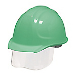 Helmet SYA-S Model (With Shield Surface, Raindrop Redirecting Grooves, Shock Absorbing Liner)