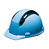 Helmet A-07WV Model (With Ventilation Holes, Raindrop Redirecting Grooves / Shock Absorbing Liner)