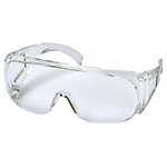One-Piece Protective Glasses 727S NS