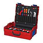 Electrician's Tool Set In L-BOX
