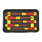 5-Piece Insulated Screwdriver Set
