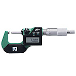 Digital Outside Micrometer (IP65 Equivalent): includes Main Body, Inspection Report/Calibration Certificate/Product Traceability System Chart