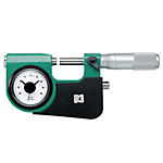 Indicator Micrometer: includes Main Body, Inspection Report/Calibration Certificate/Product Traceability System Chart