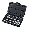 Color Line Socket Wrench Set 9.5 mm 18 pcs SWS-300