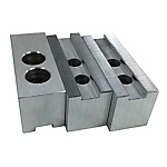 AL- Aluminum Soft Jaw For Hitachi NR Hydraulic And Pneumatic Equipment