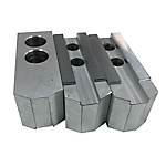 AL-HF Aluminum Soft Jaw For Nikko Hydraulic And Pneumatic Equipment