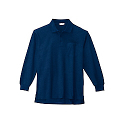 Long-Sleeve Polo Shirt 6175 6175-42-LL