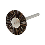 Animal Bristle Brush (Brown)