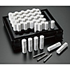Pin Gauge Set (0.1‑mm Step, Nominal Dimension From 0.20 mm) DR Series