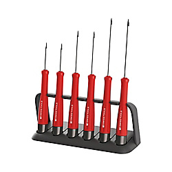 Precision Screwdriver Set With Stand