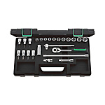 3/8 SQ Socket Wrench Set 456/49/19/5KN