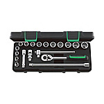 3/8 SQ Socket Wrench Set 45/14/5IKN