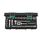 3/8 SQ Socket Wrench Set 45/14/5IQRKN