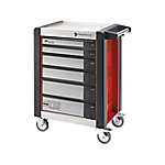 Tool Trolley (Red) 95VA/6R