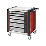 Tool Trolley (Red) 98VA/6R