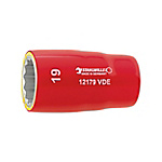 1/2 SQ Insulated Socket 12179VDE-10