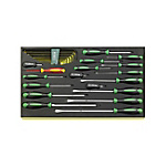 Screwdriver Set TCS-4620/4660VDE+10767