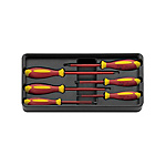 Insulated Screwdriver Set ES-4660/4665-VDE/6