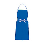 Bib Apron (Bright Color With White Ties) AZ-8651