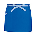 Lower Body Apron (Bright Color With White Ties) AZ-8653