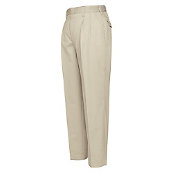 AZ-893 Ladies' Shirred Pants (Double-Pleated)