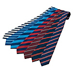 AZ-67028 Necktie (Regimental Stripe)