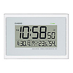 Casio Radio Wall Clock With Living Environment Notification Function IDL-100J-7JF