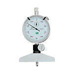 Dial Depth Gauge: Includes Main Body, Inspection Report / Calibration Certificate / Product Traceability Diagram