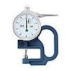 Dial Thickness Gauge DS-1211: Includes Main Body, Inspection Report / Calibration Certificate / Product Traceability Diagram