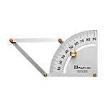 Inside Protractor: Includes Main Body, Inspection Report / Calibration Certificate / Product Traceability Diagram