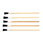 Oil Application Brush With Bamboo Handle, Small, No. 150