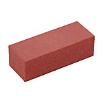 Rust Removal Eraser, Red, Coarse Grain SRE-80