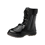 Long Boot Safety Shoes Premium Comfort PRM230F All Eyelet Instep Pro M II Black