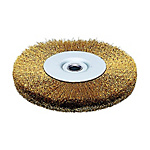 Brass Wheel Brush (BS)