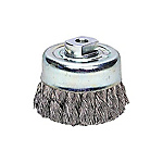 Stainless Steel Twisted Cup Brush (SUS304)