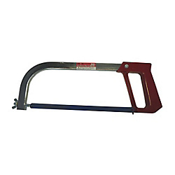 GREATTOOL Hack Saw Frame Metal Cutting Saw With Blade