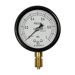 Process Industrial Pressure Gauges B□ (BA, BC, BE, BG, BJ)