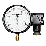 Pressure Gauge With Electric Contact (Micro Switch Type) JM11, JM16, JM21