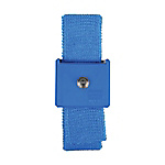 DESCO Fabric Elastic Wristband with Length Adjustment Function
