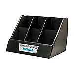 DESCO Work Bench Organizing Box, 6 Divisions